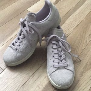Suede Adidas Stan Smith's